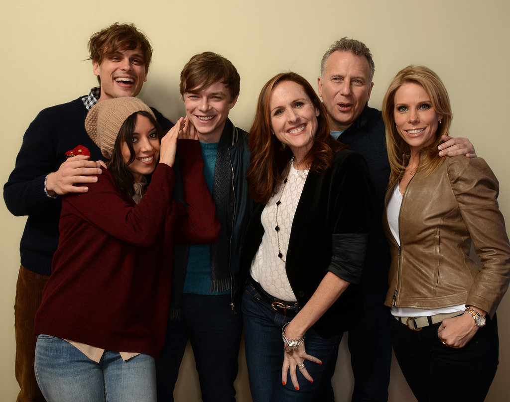 The Life After Beth cast posed together on Sunday.