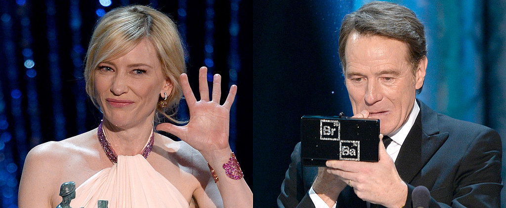 Bask in the Most Hilarious and Memorable SAG Awards Moments