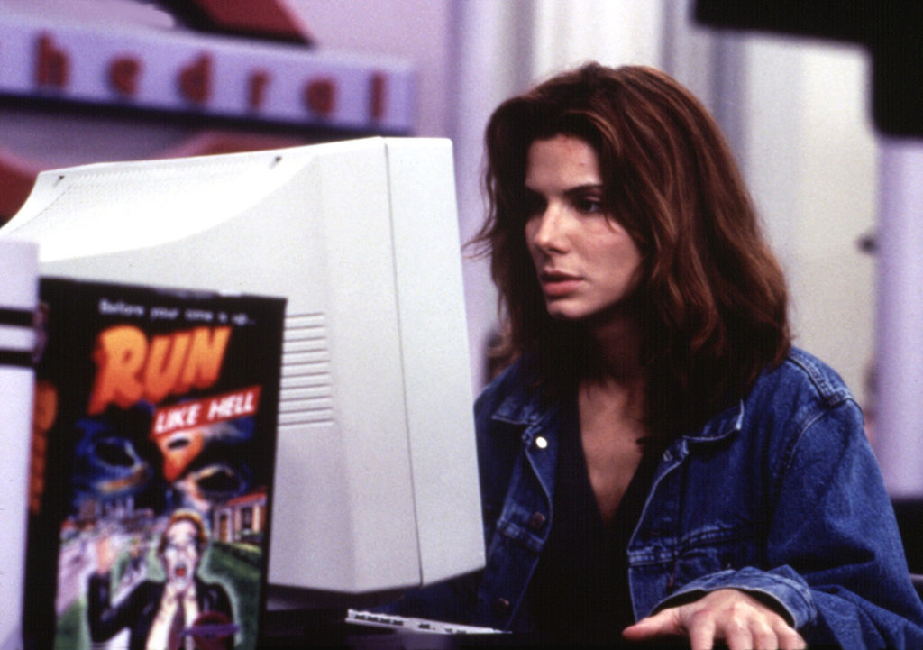 "Sandra was a computer nerd before the ""Net"" was cool."