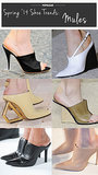 Spring Shoe Trend #4: Mules