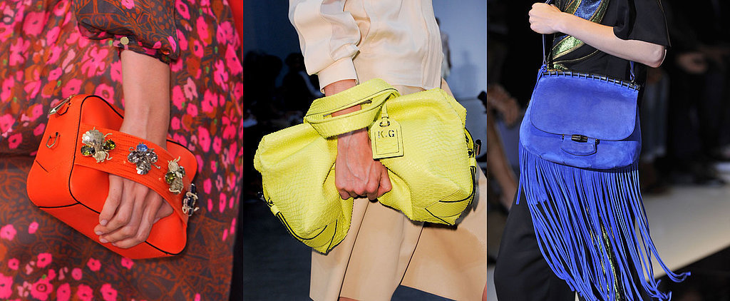Spring's New Crop of It Bags