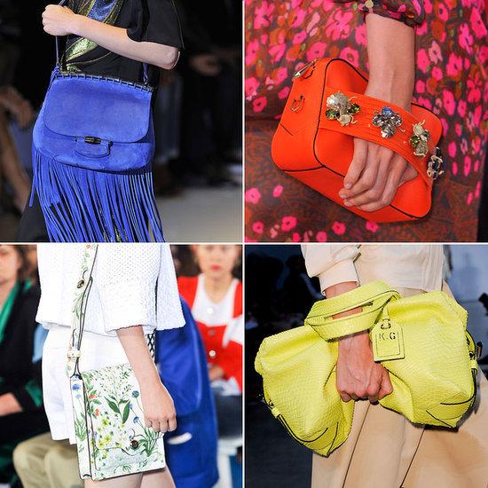 Spring 2014 Bag Trends