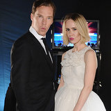 Benedict Cumberbatch After Sherlock Premiere 2014 | Video