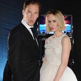 Benedict Cumberbatch After Sherlock Premiere 2014 | Video