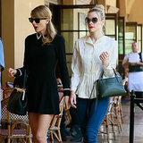 Taylor Swifts Freundschaften mit berühmten Promis