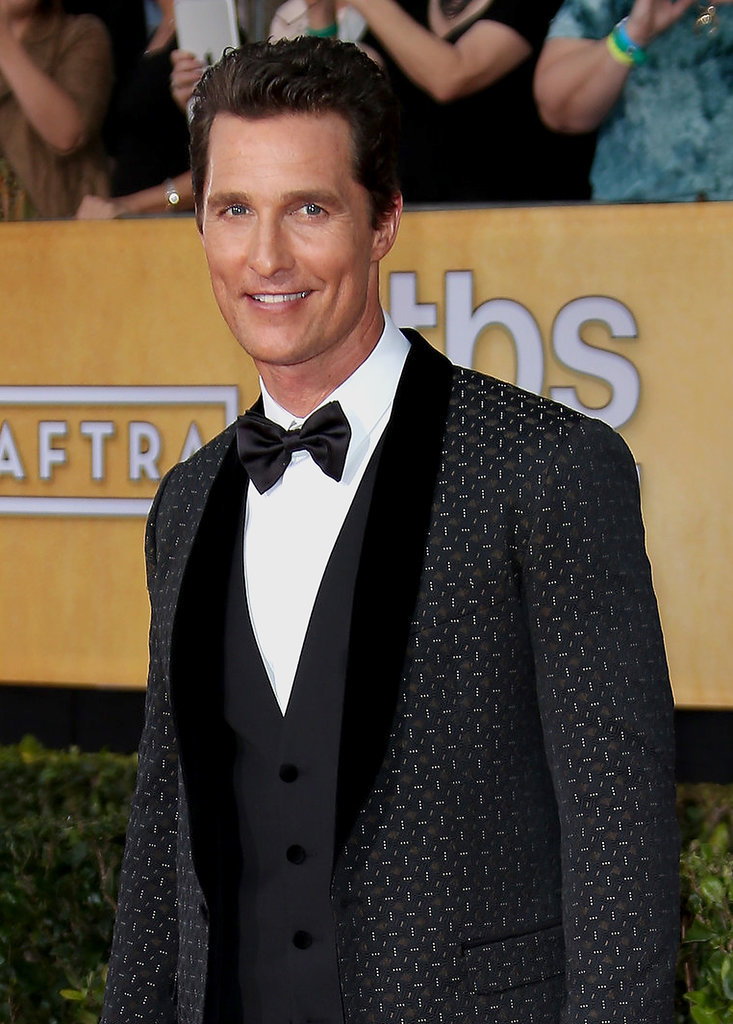 Matthew McConaughey Just Keeps On Bein' Quotable