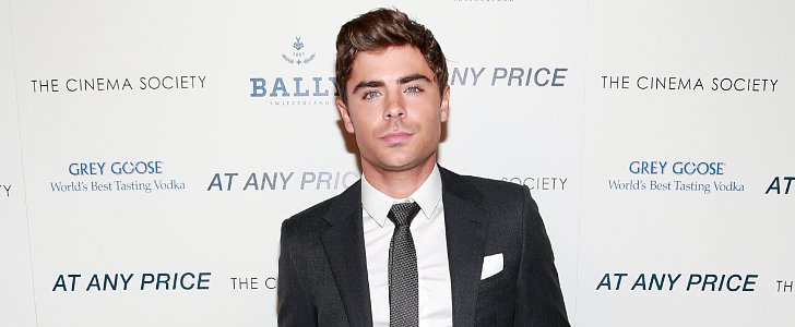 "Zac Efron Says He's in the ""Best Place"" Postrehab"