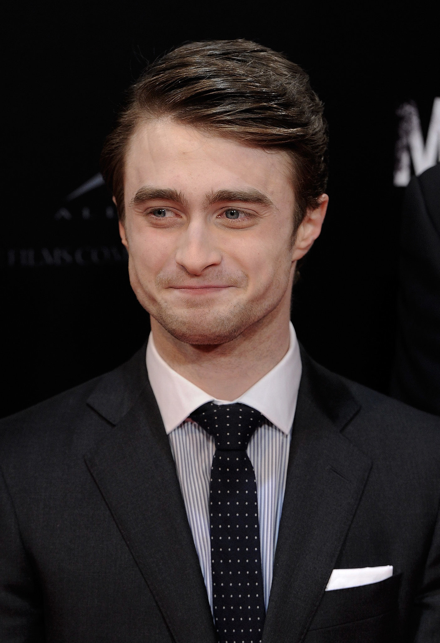 """It was a good age. I'm legal — right, come on!"" Daniel Radcliffe lost his at 16, Britain's legal age of consent."