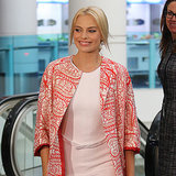 Margot Robbie Premieres The Wolf of Wall Street in Brisbane