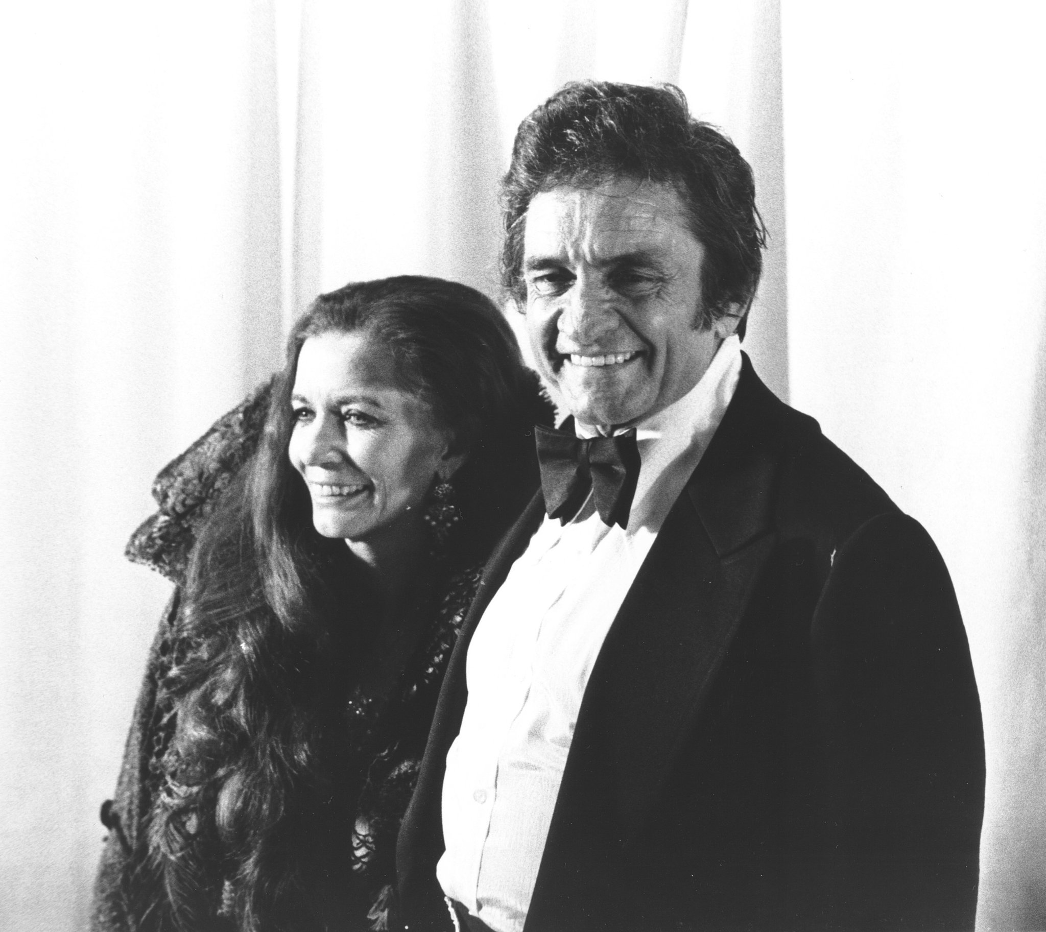 Johnny and june carter cash 1980 a look back at love at for Pictures of johnny cash and june carter