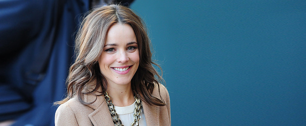 Rachel McAdams Proves Motorcycle Boots Can Be Cozy