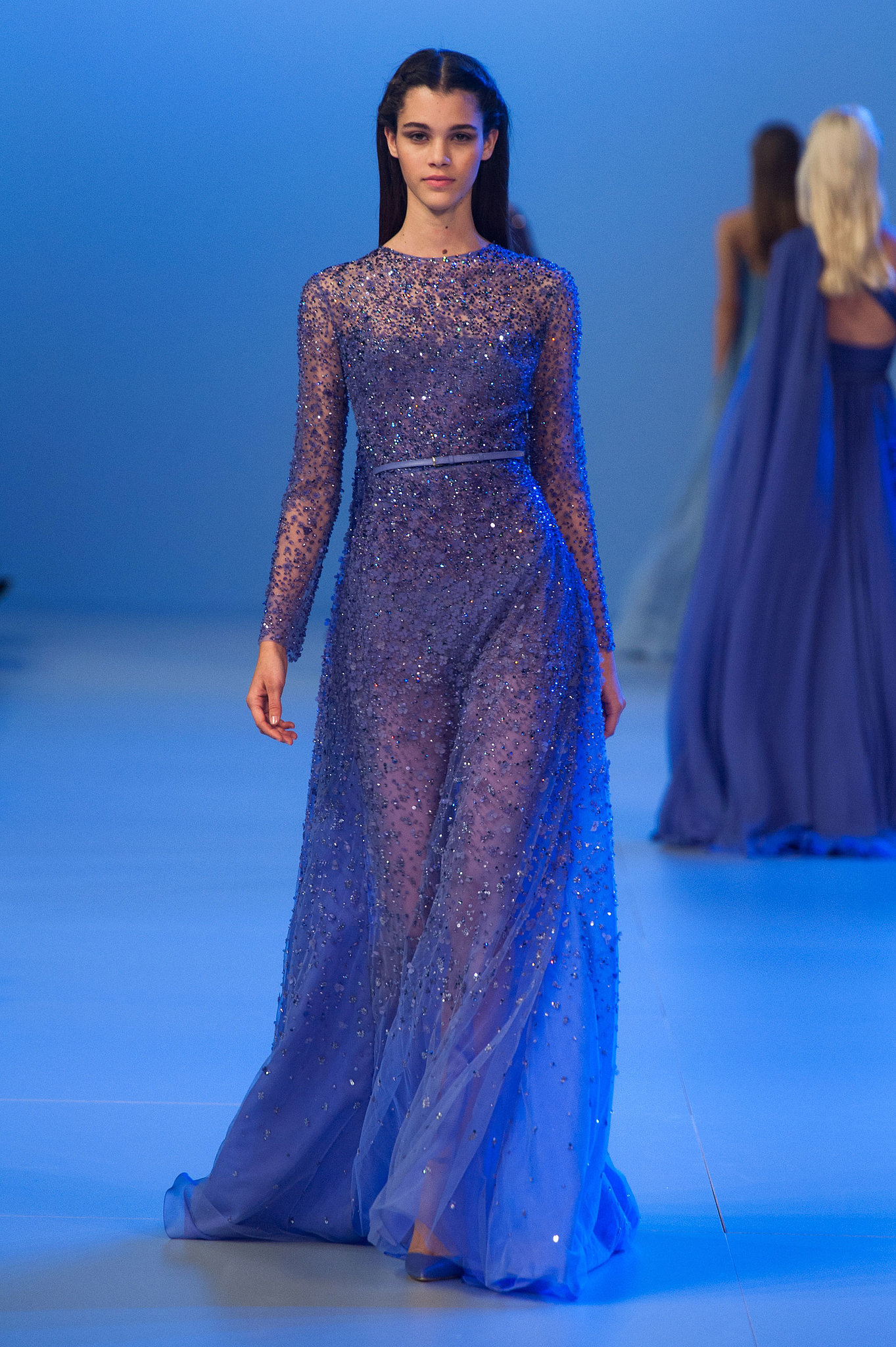 Elie saab haute couture spring 2014 we bet you one of for O couture fashion