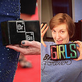 Lena Dunham's Girls Clutch Bag