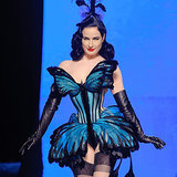 Jean Paul Gaultier's Butterfly Effect