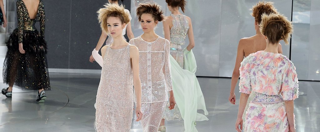 Wait, HOW Long Did It Take to Make Chanel's Couture Sneakers?