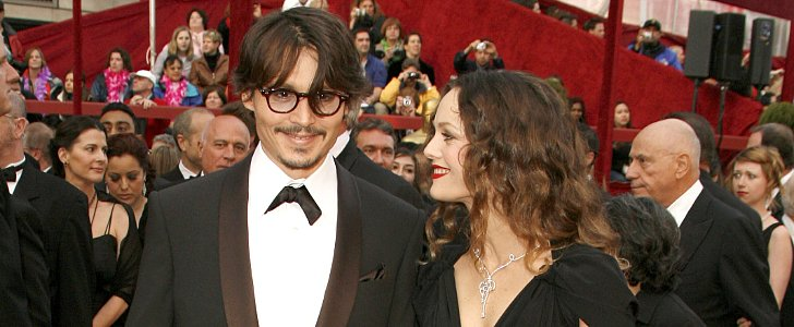Vanessa Paradis Finally Reacts to Johnny Depp's Engagement