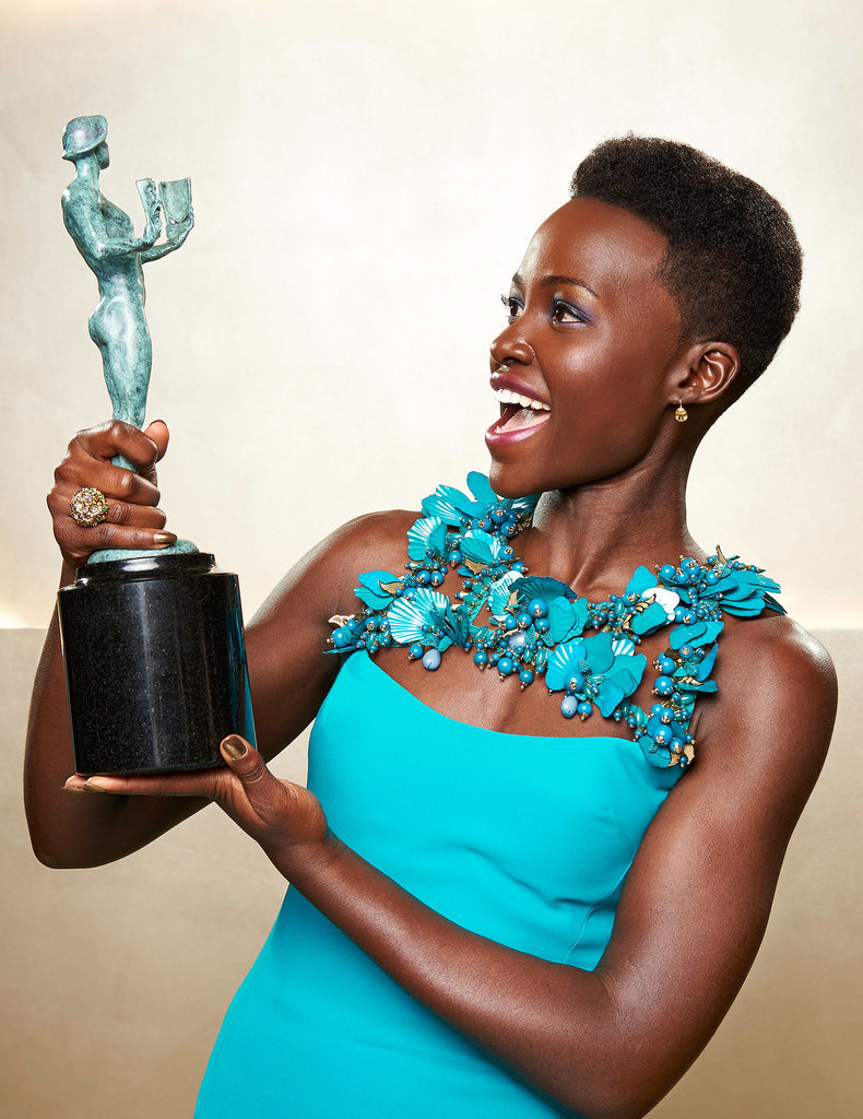 Why Newcomer Lupita Nyong'o Is Winning Award Season