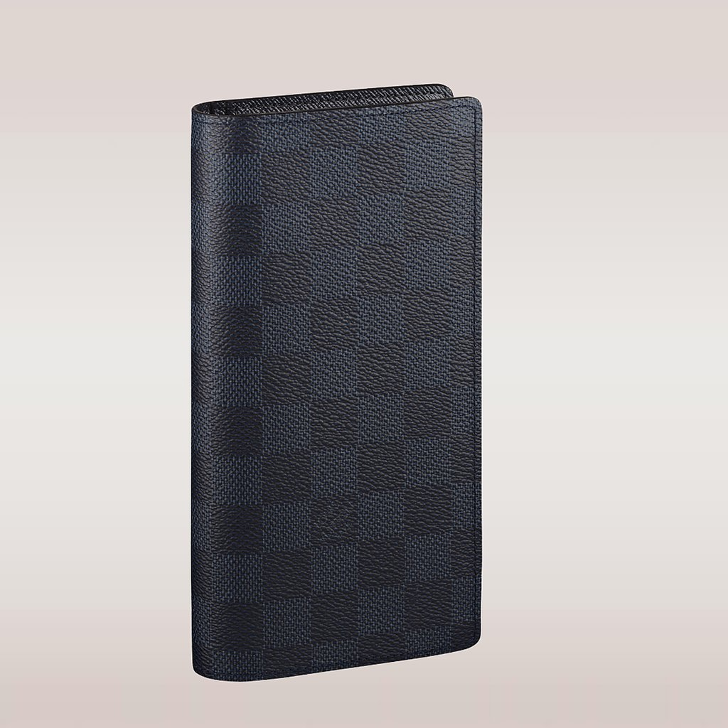 Louis Vuitton Damier Cobalt Wallet