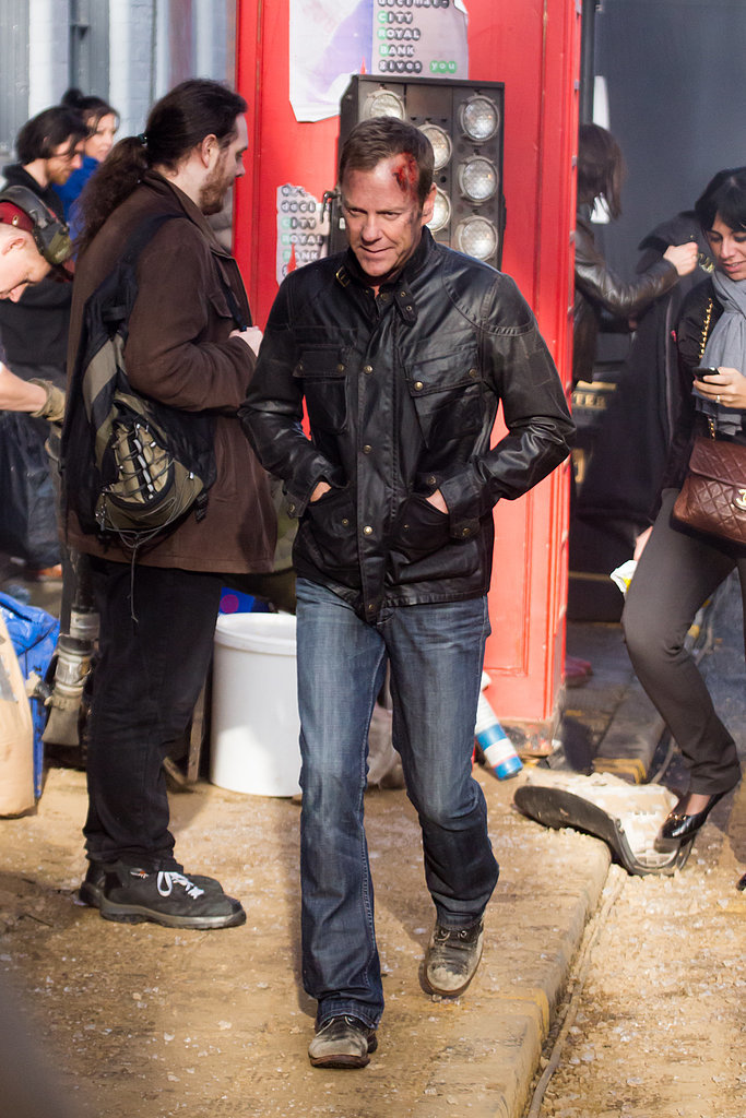 Start the Countdown Clock — Kiefer Is Back on Set as Jack Bauer