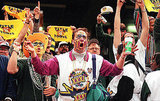 Fans relished in a very comfortable, mild Super Bowl Sunday in New Orleans in 1997.