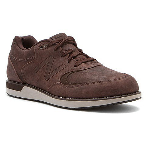 Mens New Balance Shoes MW985 Brown