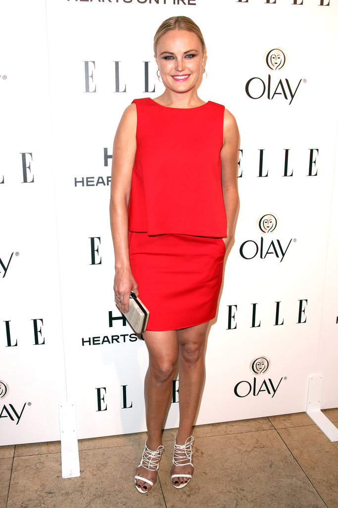 Malin Akerman at the Elle Women in Television Celebration