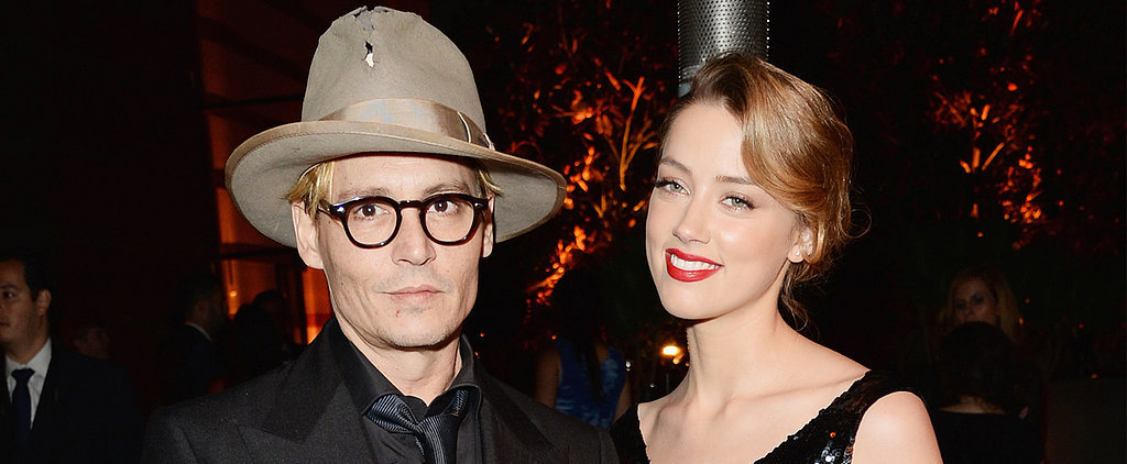 "Johnny Depp Is Officially ""Lovestruck"""