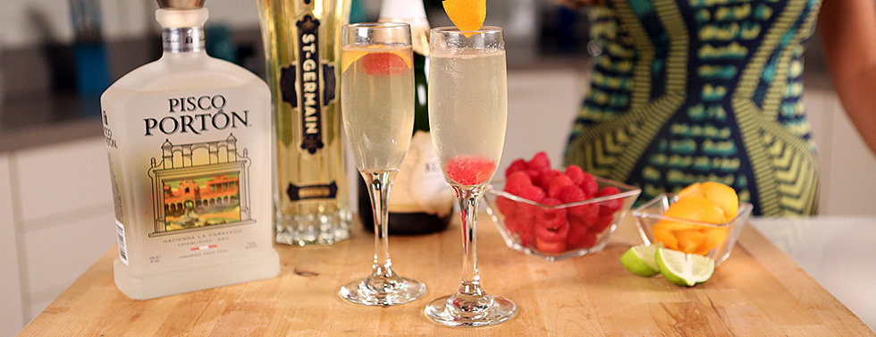 "Toast to the Grammys With a ""Locked Out of Heaven"" Paradise Mule"