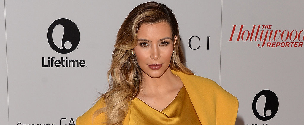 Kim Kardashian Dishes on Wedding Details