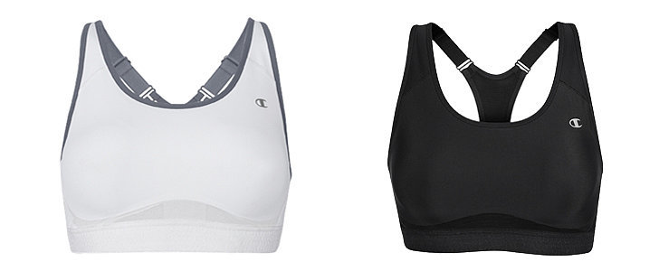 Go Ahead and Sweat! The Champion Marathon Sports Bra Keeps Its Cool