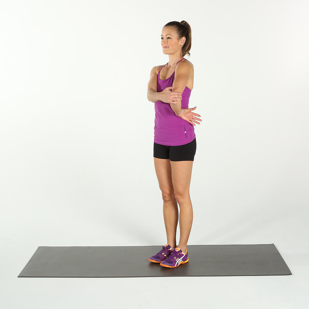 Rotator Cuff Stretch