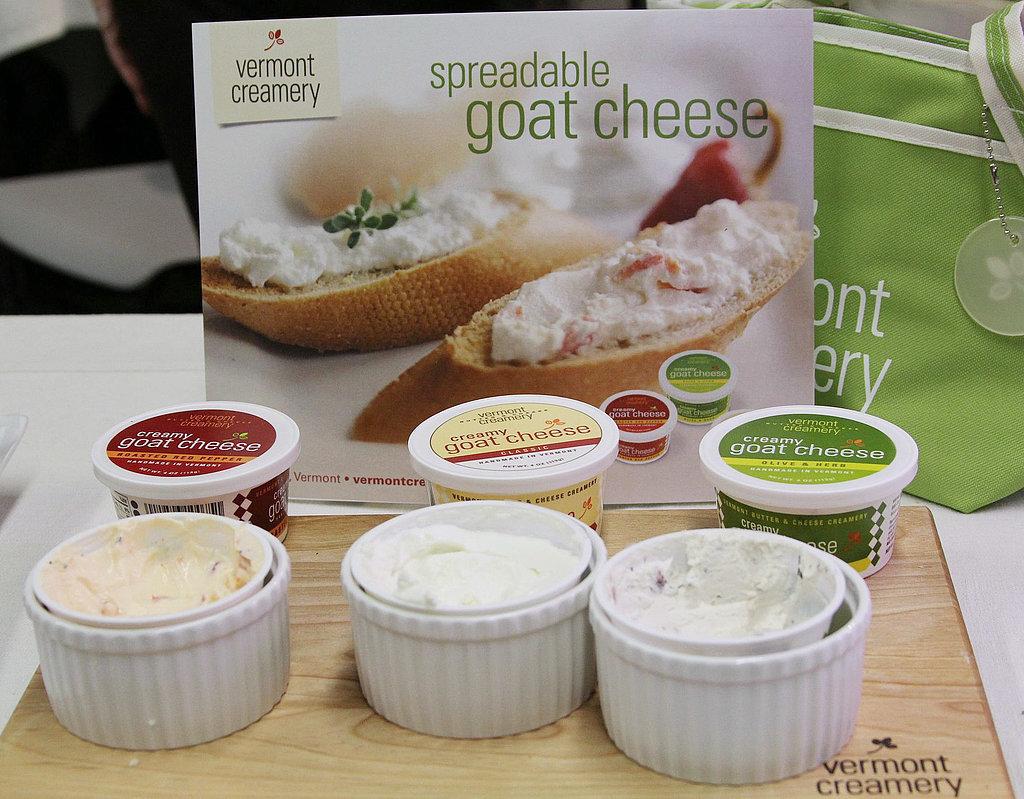 Vermont Creamery's Creamy Goat Cheese