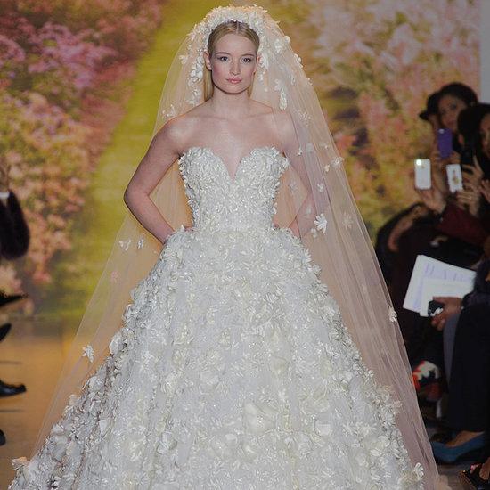Wedding Dresses at Paris Haute Couture Fashion Week 2014
