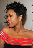 Jennifer Hudson showed off her sexy side.