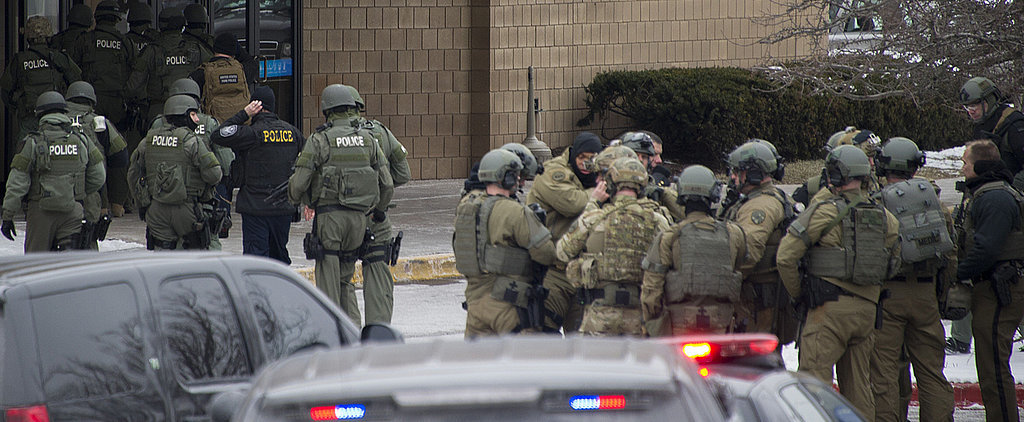 The Latest on the Maryland Mall Shooting