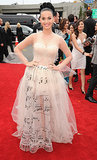 Katy Perry at the Grammys 2014