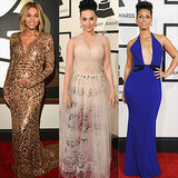 2014 Grammy Awards Red Carpet Style Round-Up: Katy Perry