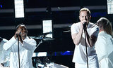 Dan Reynolds and Kendrick Lamar performed together