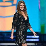 Julia Roberts Dress at Grammys 2014