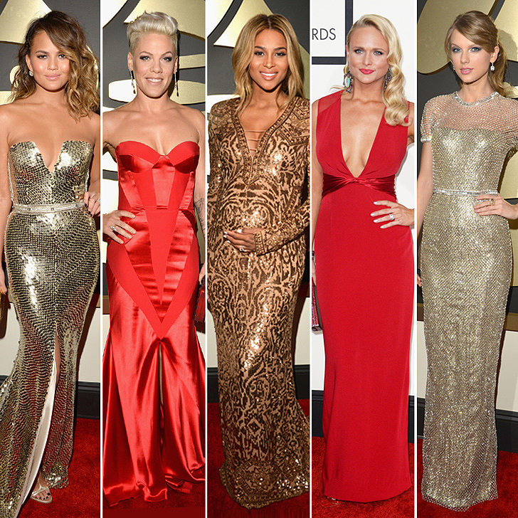 Best Dressed at Grammys 2014