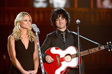 Miranda Lambert and Billie Joe Armstrong