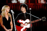Billie Joe Armstrong and Miranda Lambert performed together.