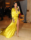 Rihanna at the Pre-Grammys Gala
