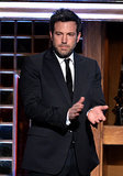 Ben Affleck took the stage at the Directors Guild Awards.