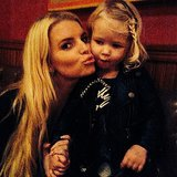 7 Reasons Jessica Simpson Is Our New Favorite Instagramming Mama