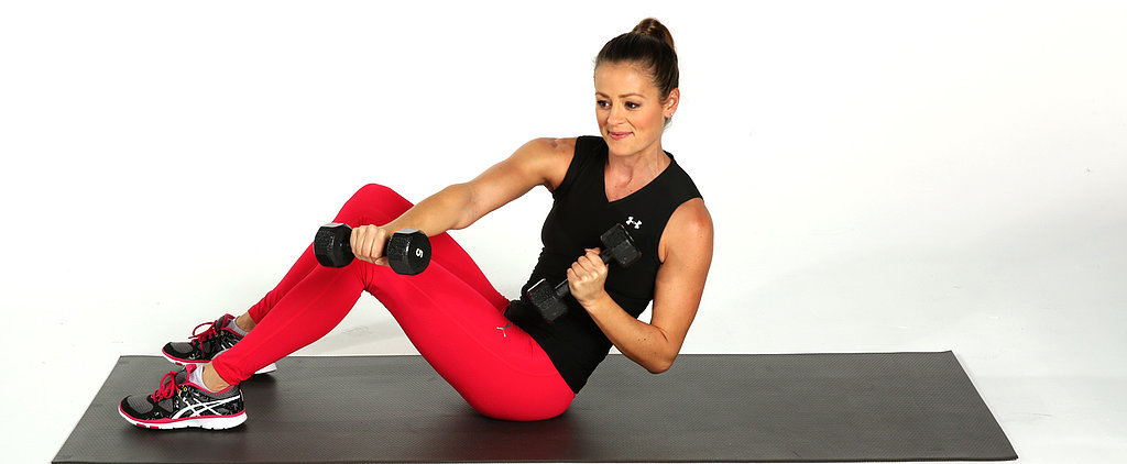 Torch Calories and Build Strength: Printable Plyo Workout