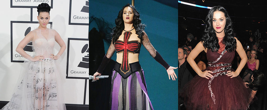 The Katy Perry Costume Change You Might Have Missed
