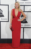 Miranda Lambert at the Grammy Awards in Pamella Roland