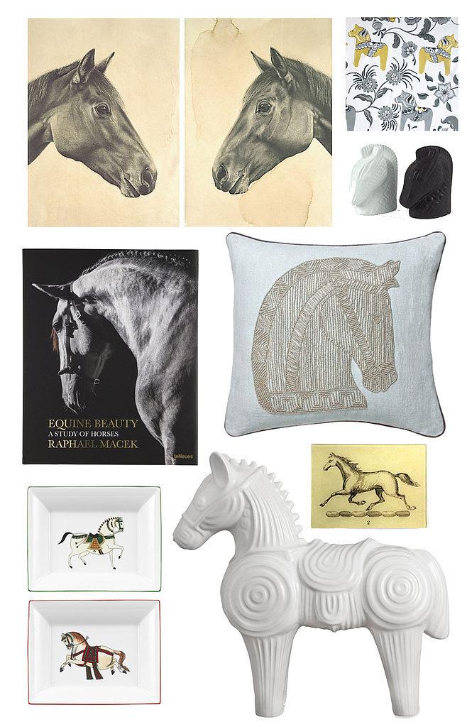 Horse Decor Popsugar Home