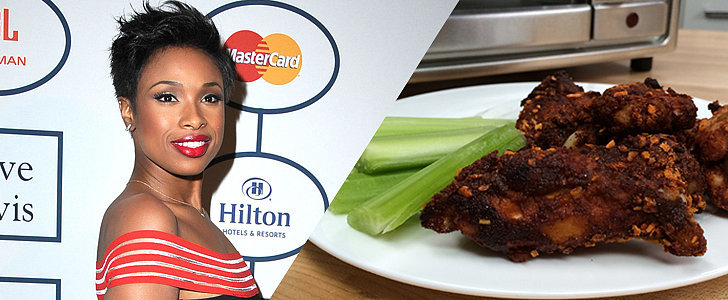 Score a Touchdown With Jennifer Hudson's Healthy Chicken Wings!